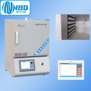 Wholesale laboratory furnaces: 4.5L Touch Screen Laboratory Muffle Box Furnace