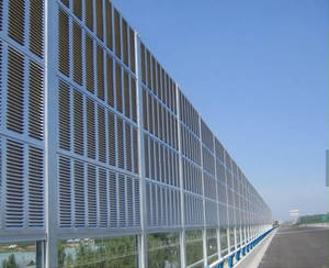 Wholesale traffic facility: Highway Soundproof Solid Wall Barrier