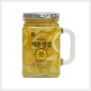 Wholesale lemons: Lemon Ginger Tea (Liquid Type)