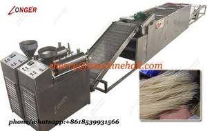 Wholesale noodles making machine: Potato Starch Noodle Making Machine | Corn Starch Noodle Machine