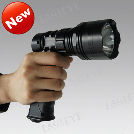 Powerful 10w Cree Led Handheld Rechargeable Searchlight Id