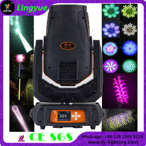 Wholesale moving head spot: 350W 17R Moving Head Beam Spot Wash