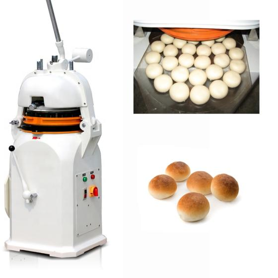 Sell bakery bread making machine dough ball divider and rounder