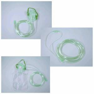 Wholesale nasal oxygen cannula: Oxygen Mask with Tubing
