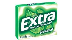 Wholesale Candy: Wrigley's Extra Chewing Gum
