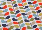 Wholesale Fancy Yarn: Custom Pattern TPU Coated Canvas Material With Bright - Colored Printing