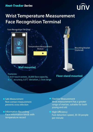 Sell  Face Recognition Access Control Terminal with Digital Detection Module