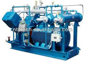 Wholesale cng: Oil Free Lubricating V-Type Piston CNG Compressor