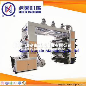 Wholesale constant speed rewinding machine: High Speed 8 Color Plastic Film Flexo Printing Machine