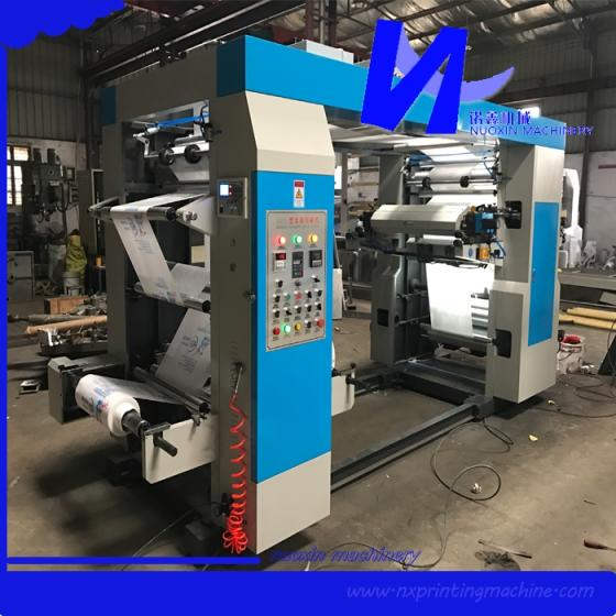 Sell 4 Color High Speed Flexographic Printing Machine