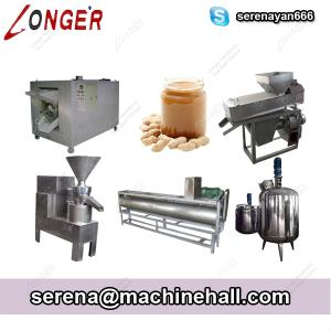 Wholesale jam production line: Large Scale Automatic Peanut Butter Production Line Processing Machine LONGER Brand
