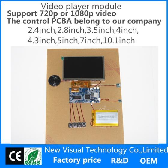 5inch Video Player Module
