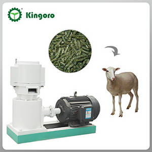 Wholesale cotton waste: Flat Die Animal Feed Pellet Machine 120