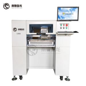 Wholesale bga machine: Gus Multifunctional Automatic SMT Pick and Place Machine with High Quality