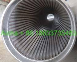 Wholesale water well screens: Stainless Steel 304 Water Well Casing Screen Pipe