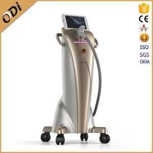 Wholesale medical grade display: Painless Permanent 808nm Diode Laser Hair Removal Machine