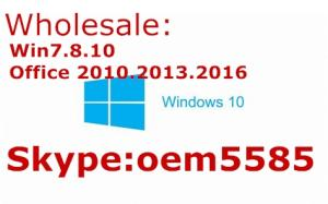 Wholesale sticker: Office 2016 Hb for Mac OEM Retail Fpp Coa Sticker Key
