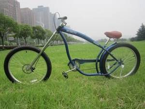 Wholesale steel balance bike: 26-24 Inch Hot Sale Chopper Bike