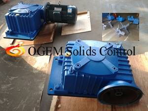 beverage processing machinery: Sell drilling mud agitator equipment for mud mixture