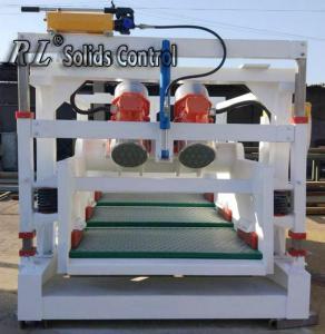 Wholesale solid control equipments: AJS703L,Solids Control Shale Shaker,Shale Shaker,Solid Control Equipment