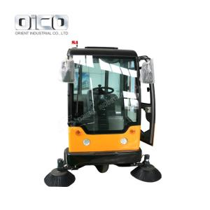 Wholesale electric sweeper: OR-E800LC New All-Closed Sweeper