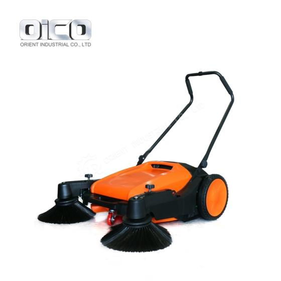 OR-MS92 Hand Push Street Sweeper