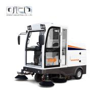 OR-E800LD Self-Discharging Enclosed Sweeper 2