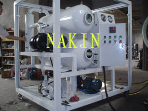 Wholesale vacuum oil purifier: Series ZYD Double-stage Vacuum Transformer Oil Purifier
