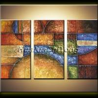Provide Oil Painting On Canvas With Stretcher Art 0743