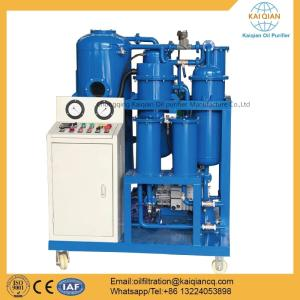 Wholesale oil filtration: Trailer Double Stage Transformer Oil Filtration Plant