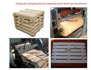 Wholesale vegetable cutting: Peeling&Cutting Machine for Vegetable Box & Wine Packing Box