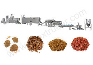 Wholesale pet nutrient: Fish Feed Production Line