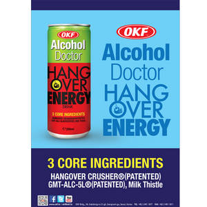 Wholesale alcohol drink: OKF Alcohol Doctor (Anti Hangover Drink)
