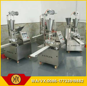Wholesale bun making machine: Steamed Buns Making Machine,Chinese Baozi Making Machine