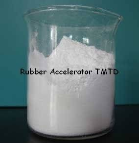 Wholesale rubber continuous vulcanizing line: Rubber Chemical Accelerator TMTD TT High Quality