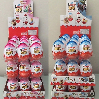 Sell KINDER JOY SURPRISE CHOCOLATE EGGS WITH TOY