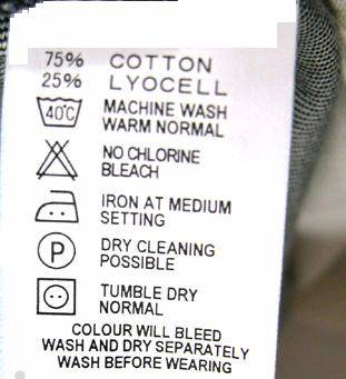 Care Amp Content Label Fabric Id 2615042 Product Details