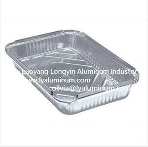Wholesale Foil Containers: China's Manufacturer of Aluminum Foil Container