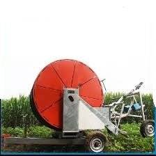 Wholesale hose reel irrigation: Professional Traveling Hose Reel Irrigation Machine for Agriculture and Farmland