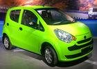 AC Motor 4 Door Electric Car , Optional Color EEC Electric Powered Vehicles
