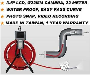 Wholesale industrial inspection: Drain Inspection  Industrial Borescope Videoscope Endoscope NDT