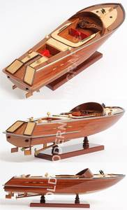 Wholesale Nautical Gifts: Runabout L40