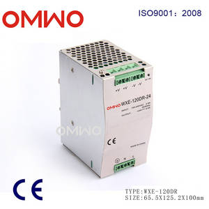 Wholesale din rail: 120w Din Rail Power Supply WXE-120DR-24