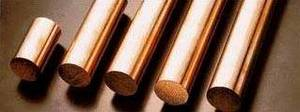 Wholesale Copper Bars: Copper Round Bar