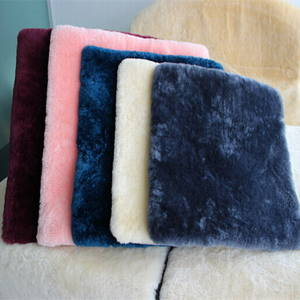 Wholesale Seat Cushions: Sheepskin Cushion