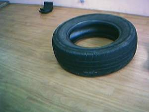 Wholesale waste tire: WASTE TIRE