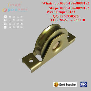 Wholesale Electrical Product Agents: industrial sliding gate pulley