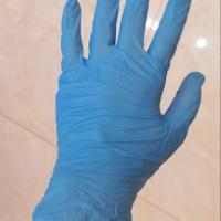 Nitrile Gloves Medical Gloves with CE and FDA Blue Color