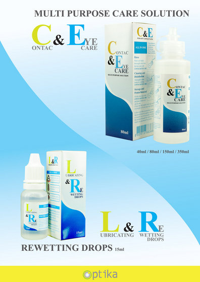 Contact Lens Solution