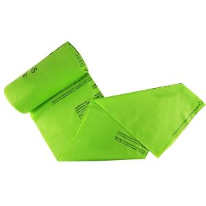 Wholesale waste plastic processing: Biodegradable Eco Friendly Trash Bags Corn Starch Bags